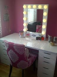 vanity set with lights white vanity set with lights home design ideas