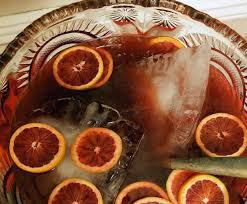 6 thanksgiving cocktail punches to gobble up swine swill