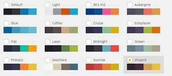 good colour schemes pin by mayra m on color schemes pinterest wordpress admin and