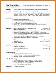Warehouse Associate Resume Example 8 Warehouse Resumes Examples Park Attendant