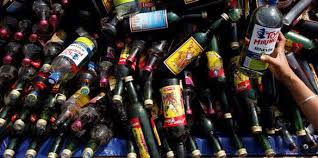 Drinking Rubbing Alcohol Blindness Dying For A Drink Indonesia Expat