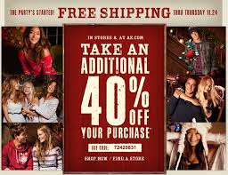 american eagle 40 free shipping freebies2deals