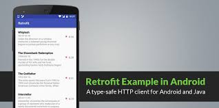 android library android working with retrofit http library