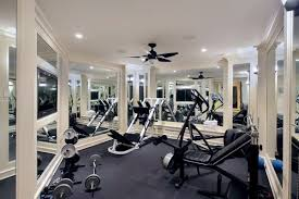 Fitness Gym Design Ideas Home Gym Design Tips And Pictures 58 Well Equipped Home Gym
