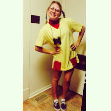 Cheech Chong Halloween Costumes Eliza Thornberry Halloween Costume Creations
