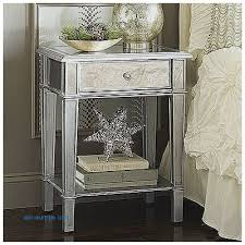 Silver Nightstands Storage Benches And Nightstands Unique Mirrored Nightstand Pier