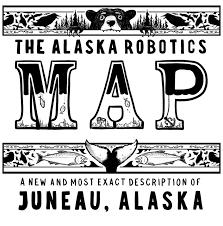 Juno Alaska Map by Alaska Robotics Archive Map Of Downtown Juneau