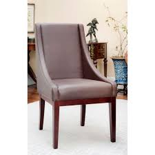 Leather Arm Chairs Safavieh Mercer Brown Bicast Leather Arm Chair Mcr4500c The Home