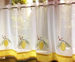 Gingham Kitchen by Curtains Yellow Gingham Curtains Invigorate Plain White Curtains