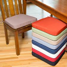 kitchen chair cushions diy windsor pads and for chairs with