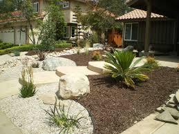 landscaping ideas low maintenance backyard the garden small front