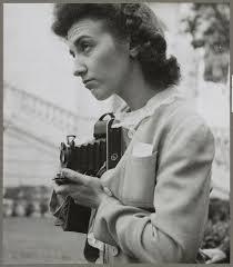 9 vintage photos of famous female photographers