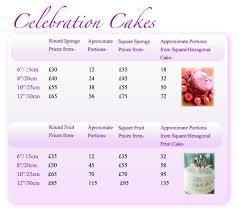 cake prices celebration cakes cercakes