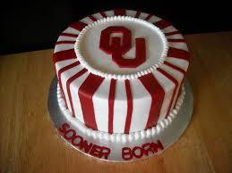 67 best ou cakes images on pinterest oklahoma sooners birthday