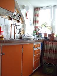 Luxor Kitchen Cabinets 25 Best Orange Kitchens Images On Pinterest Dream Kitchens