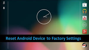 how to reset android step by step guide to factory reset an android device