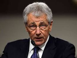 Chuck Hagel, R-Neb.,