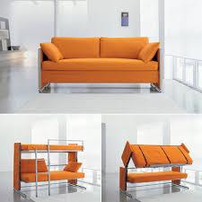het doc sofa dunk bed van clei is een ideale bedbank binnen een