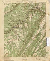 Maps Of West Virginia by