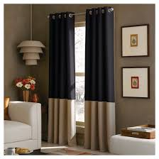 Eclipse Kendall Curtains Curtainworks Kendall Lined Curtain Panel Target