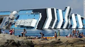 carnival paradise cruise ship sinking costa concordia captain convicted in shipwreck cnn