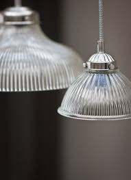 Glass Light Pendants Our Petit Paris Light With Shaped Glass Shades And Nickel Coated