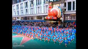 spirit of america cheer 2017 macy s thanksgiving day parade nyc