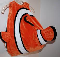 18 24 month halloween costume disney store finding nemo halloween costume orange clown fish baby