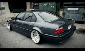 stance bmw a bmw with an executive touch stanceworks