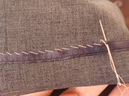 What Is A Blind Hem Blind Hem Stitch Pictures To Pin On Pinterest Thepinsta