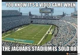 Madden Memes - madden jaguars stadium meme