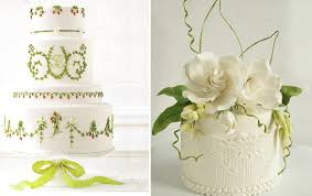 spring wedding cakes in a woodland style cake geek magazine