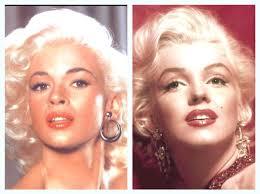 Jane Mansfield Jayne Mansfield Vs Marilyn Monroe Youtube