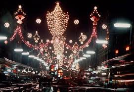all about london christmas past oxford street 1970 christmas