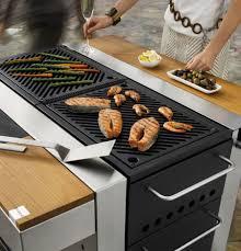 cuisine sur plancha la cuisine à l air libre visitedeco