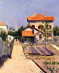 Artist House by The Artist U0027s House At Yerres C 1882 Gustave Caillebotte