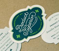 product superior letterpress die cut pressing letters a