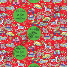 luxury christmas wrapping paper 18 best luxury christmas personalised gift wrapping images on