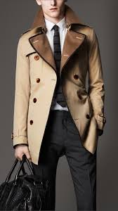 men s coats pea duffle top coats burberry mid length
