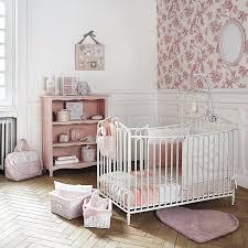 Lit Enfant Maison Du Monde by édredon Enfant Patchwork En Coton Rose 100 X 140 Cm Victorine