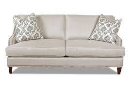 wingback couch duchess sofa by klaussner living rooms pinterest living
