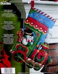 100 seasonal home decorations bucilla seasonal felt current bucilla christmas felt cross stitch kits page 5 of 12