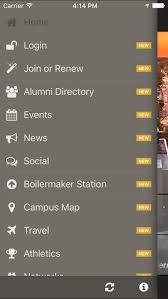 purdue alumni search purdue alumni association on the app store