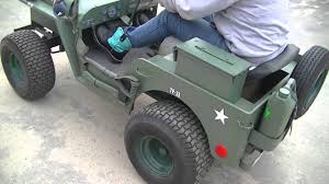 military jeep willys for sale 1944 willys jeep novelty car for sale sold motorlandamerica com