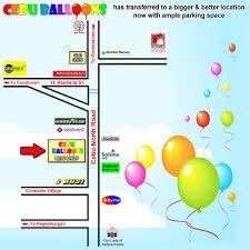 contact us cebu balloons and party supplies
