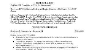 Resume Jobs Unix by Technical Support Job Description Resume Maintenance Duties