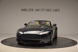 aston martin v8 vantage 2014 aston martin v8 vantage roadster stock 7282 for sale near