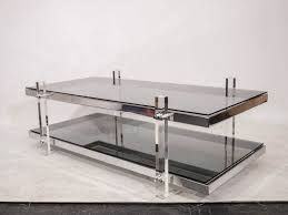 coffee tables breathtaking fact lucite coffee table vintage