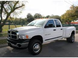 2005 dodge ram 3500 for sale used 2005 dodge ram 3500 st cab 4x4 dually for sale stock