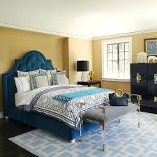 Woodhouse King Bed Modern Furniture Jonathan Adler - Jonathan adler bedroom